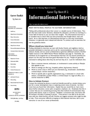 Informational+Interview+Guidelines