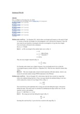 Solutions HW-06 1202