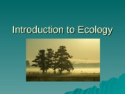ecology_IntroductiontoEcology