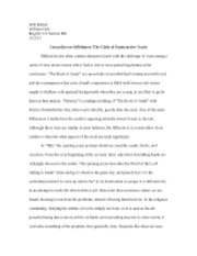 oryx and crake essay new chelsea reizner english  5 pages book of jonah comparison final