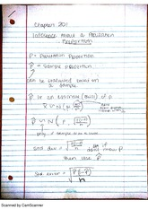 inference about a population proportion chapter 20 notes