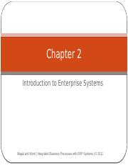 business processes chapter 2