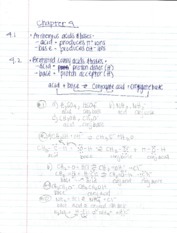 ChemCH4 Notes Problems