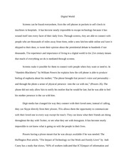 Opinion essay REVISED