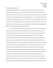 History Response Paper12.docx