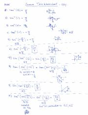Inverse Trig Worksheet Key.pdf