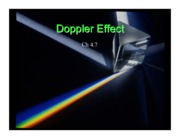 Lecture11 Doppler Shift