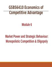 GSBS6410 Lecture Note 06 markets power 2 (mod)