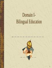 1. Bilingual Language Arts.ppt