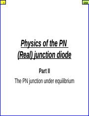 Diode-Physics-Part-II