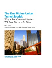 bus riders union