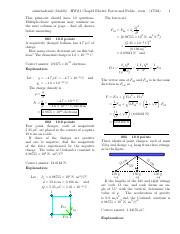 HW#1 Electric Forces and Fields solutions.pdf