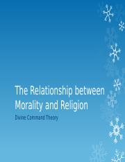 The Relationship between Morality and Religion (5).pptx
