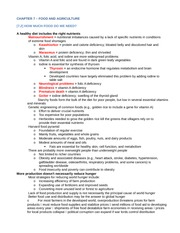 ENV200 Chapter 7 Notes