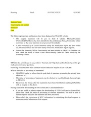 procedural email essay Procedural writing assignment we have been analyzing the organizational features of various procedural texts we have learned how important it is that procedural texts give detailed step-by-step information about a.