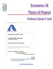 A.1 Introduction to Finance
