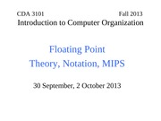 CDA3101-L15-L16-floatingpoint