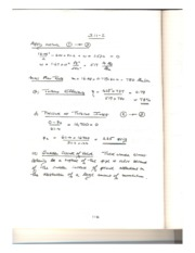 KING FAHD UNIVERSITY CHEMICAL ENGINEERING COURSE NOTES (Fluid Mechanics)-HW4-Q11-page1-Solution