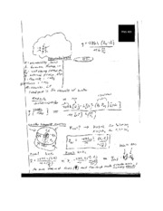 Darcy Units, Field Units, and Composite System Notes