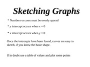 07 sketching graphs
