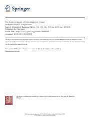 CJE 4012 : Criminal Profiling - UCF - Course Hero