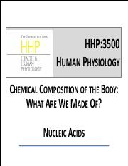 12_Chemical Composition- Nucleic Acids