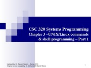 CSC320 chapter3 Part1