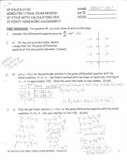 Calc BC Sem 1 Review Answers w work.pdf