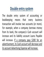 Double entry system.pdf