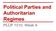 PLCP+1010+11-1-+Political+Parties+and+Authoritarianism