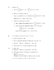 Sloution to problem set 5