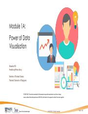 Day 6 AM - 1A - Power of Data Visualisation.pdf