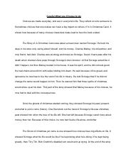 A Christmas Carol Reflection Writing Assignment.pdf