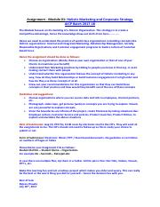 Assignment - Holistic Marketing - Guidelines and Project.pdf