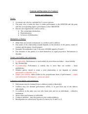 Lec 13-Contents and Operation of a Contract.docx