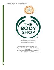 Body Shop Case.docx