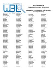 Resume 4 Action Verbs.doc