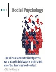 Chapter 16 Social Psychology(1).pptx
