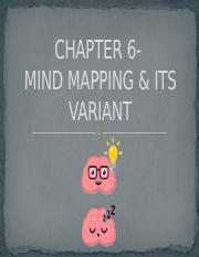 CHAPTER 6-MIND MAPPING.pptx