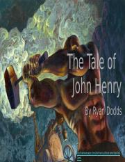 The Tale of John Henry
