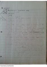 Quantitative and Qualitative Data Notes
