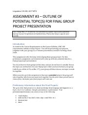HW3-potential-topic-for-final-project