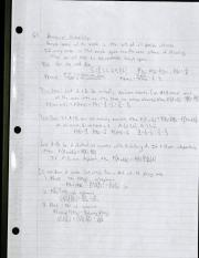 Review of Probability Notes 2