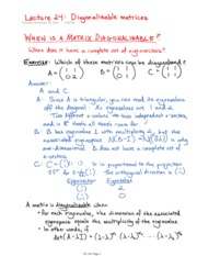 Lecture_24_Diagonalizable_matrices