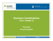 2. Business Combinations