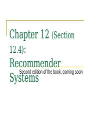 CS583-recommender-systems.ppt