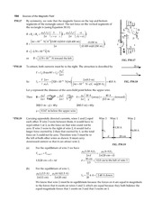 854_Physics ProblemsTechnical Physics