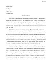 The Crucible essay.docx