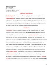 Body image essay title