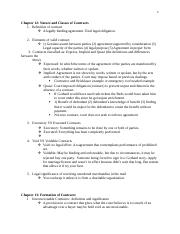 M455 Study Guide, Chapters 12-17